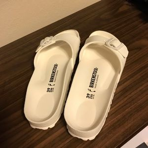 Birkenstock waterproof EVA slides